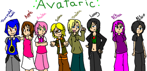 Avataric Group by mitchika2