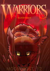 Warriors: Blood Moon COVER by Moonbut