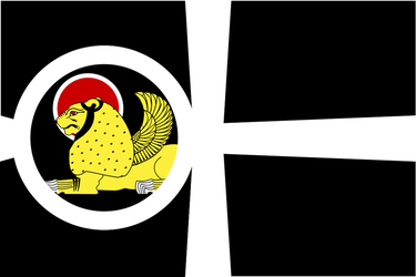 Flag of Christian Egypt by Wolf-ODonnell