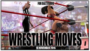 Genesis Wrestling Pose Update for November 2015 by sedartonfokcaj