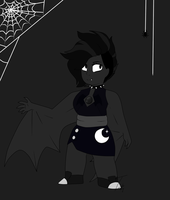 Halloween Themed Gem Adopts Black Sapphire Closed By Timmie On