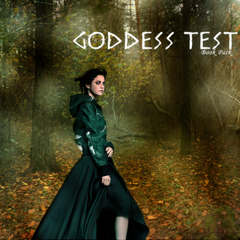 Goddess Test by TamieGallery