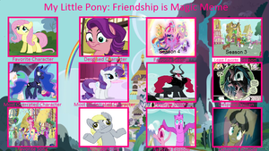MLP Controversy Meme by srbarker