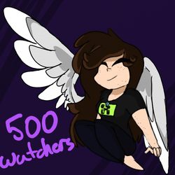 Thanks For 500 Watchers by sarahsuz