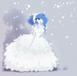Soupir in the Snow by princekido