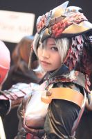 TGS Con 2010-Monster Hunter 05 by Constrictorz