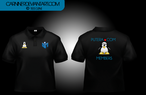 PDC Linux Members Club Polo Tee 2011 by carnine9