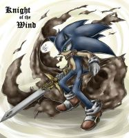Knight of the Wind by LeonS-7