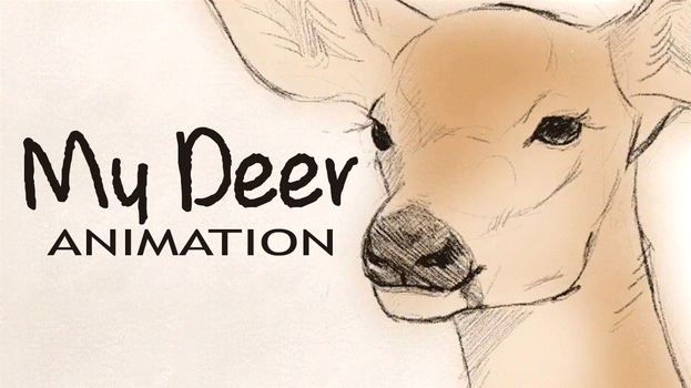 My Deer by A-Mellifera