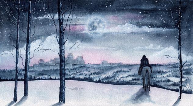 The North Remembers by Kinko-White