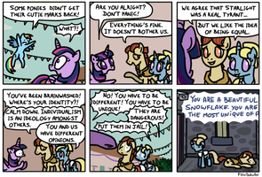 Dissidents [post-episode strip] by FouDubulbe