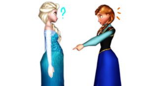 [MMD] Elsa is pregnant?! by IloveHersheysSoMuch