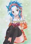 Levy McGarden (with Speedpaint) by CrystalMelody-FT