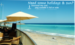 Need some holidays n' Sun ? by tatice