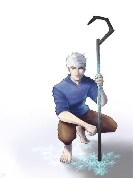 Jack Frost by kafers