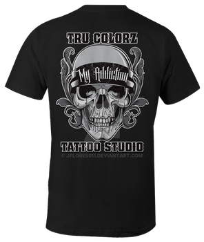 Tattoo Shirt by jflores011