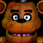 Freddy Fazbear Cinema 4D Model (HeroGollum) by HeroGollum
