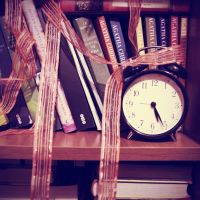Time is ticking out. by B-Cliff
