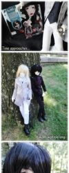 I miss you - Lost Soul BJD by Moemai