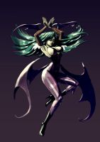 Morrigan by TooFriendly