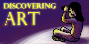 Discovering_Art_logo by OsaWahn