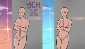 OPEN YCH 2 slots by Sanami-Ich