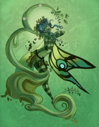 Faery Elementals: EradiaEarth by maina