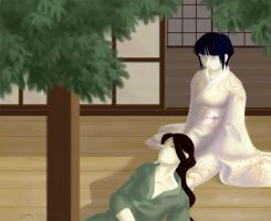 Sunday Afternoon by Inaho