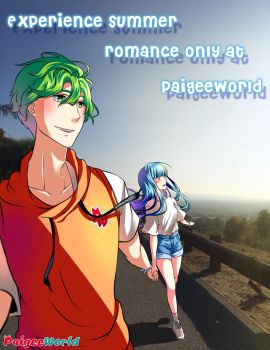 Summer Romance by queenwicky009