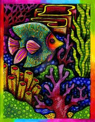 Colorful Reef (FOR SALE) by HGCreations