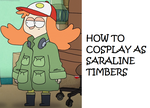 How to Cosplay as Saraline Timbers by Prentis-65