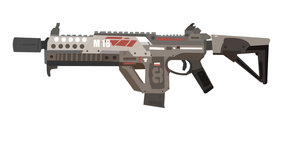 Volt SMG Titanfall 2 by Conroadster
