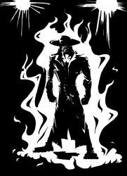 the Undertaker by Pepius
