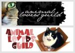 Animal Lovers Guild Banners by foxumon