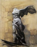The Winged Victory by TomasProchazka