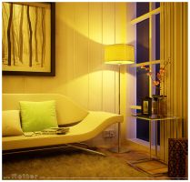CozyCorner_night mood by fietter