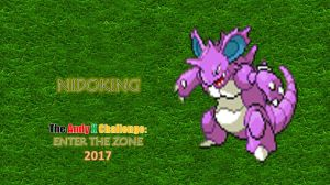 AXC Reboot Pic #4 - Meet Nidoking by ZutzuCrobat55