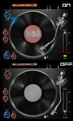 DJ Turntable by hekee