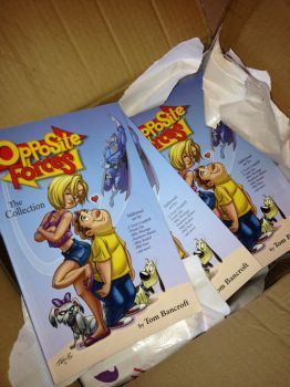 Opposite Forces GN is HERE! by tombancroft