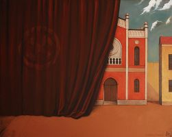 The Final Curtain by CatalinPrecup