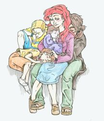 Family Portrait by iesnoth