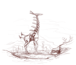 Tallneck by maryallen138