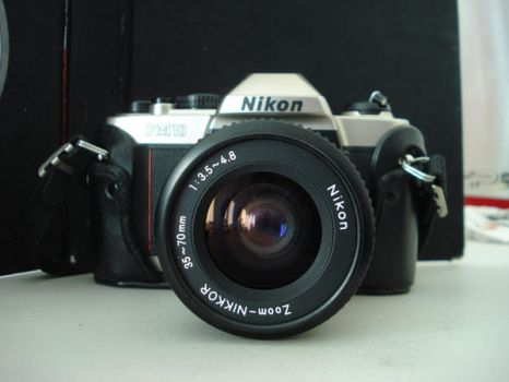 Nikon fm10 03 by Beloky-stock
