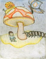 by Kai Nip - 8th grade by DH-Students-Gallery