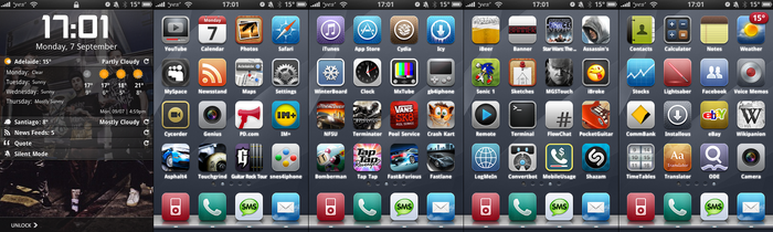 iPhone 3G, OS 3.0 by mario-182