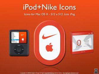 iPod+Nike Icons by igabapple