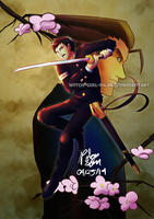 Dai Gyakuten Saiban by witch-girl-pilar