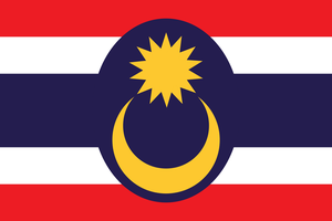 Malayan-Siam Empire by moenchii