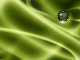 Touch WINOS_green by Homeryulo