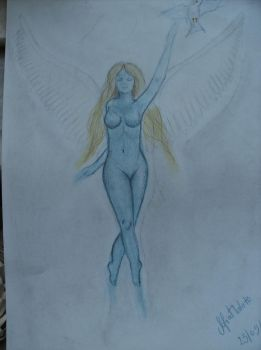 Angel 2 by SoufyDomal
